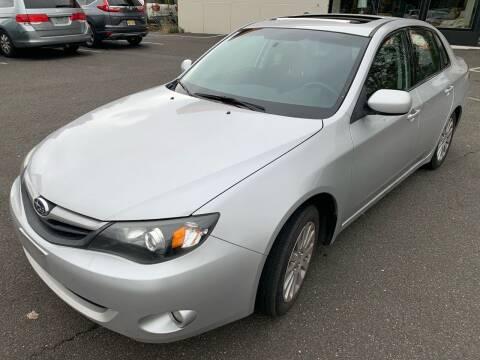 2011 Subaru Impreza for sale at MAGIC AUTO SALES in Little Ferry NJ