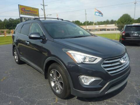 2014 Hyundai Santa Fe for sale at Roswell Auto Imports in Austell GA