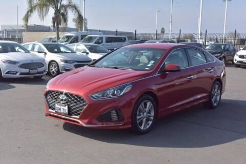 2019 Hyundai Sonata for sale at Choice Motors in Merced CA