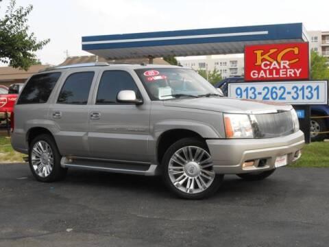 2005 Cadillac Escalade for sale at KC Car Gallery in Kansas City KS