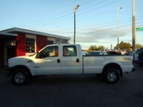 2006 Ford F-250 Super Duty for sale at Florida Suncoast Auto Brokers in Palm Harbor FL