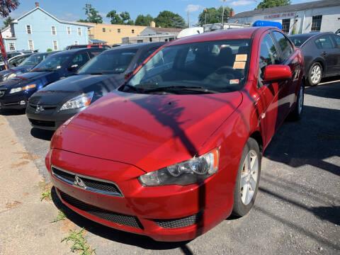 2008 Mitsubishi Lancer for sale at Harrisburg Auto Center Inc. in Harrisburg PA