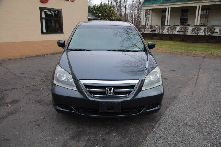 2006 Honda Odyssey for sale at FENTON AUTO SALES in Westfield MA