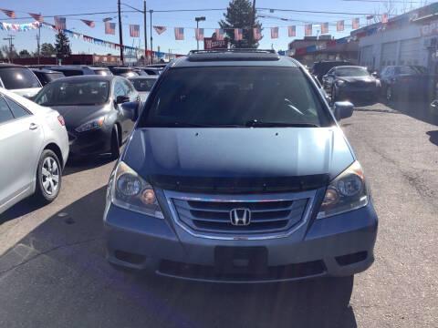 2010 Honda Odyssey for sale at GPS Motors in Denver CO