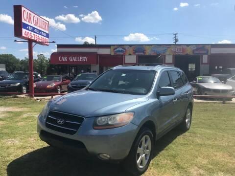 2009 Hyundai Santa Fe for sale at Car Gallery in Oklahoma City OK