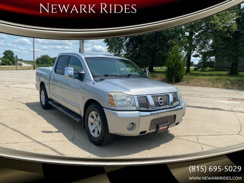 2004 Nissan Titan for sale at Newark Rides in Newark IL