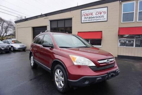 2007 Honda CR-V for sale at I-Deal Cars LLC in York PA