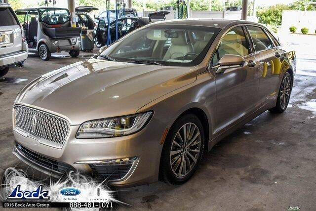 2018 Lincoln MKZ for sale in Palatka, FL