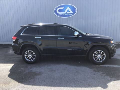 2014 Jeep Grand Cherokee for sale at City Auto in Murfreesboro TN