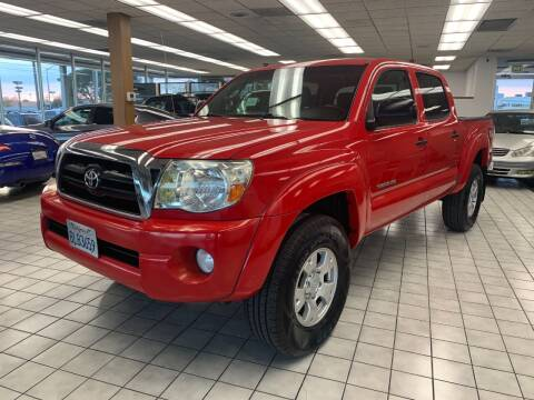 2007 Toyota Tacoma for sale at PRICE TIME AUTO SALES in Sacramento CA