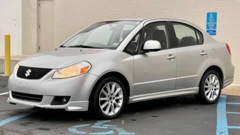 2009 Suzuki SX4 for sale at Carland Auto Sales INC. in Portsmouth VA