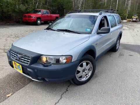 2004 Volvo XC70 for sale at Granite Auto Sales in Spofford NH