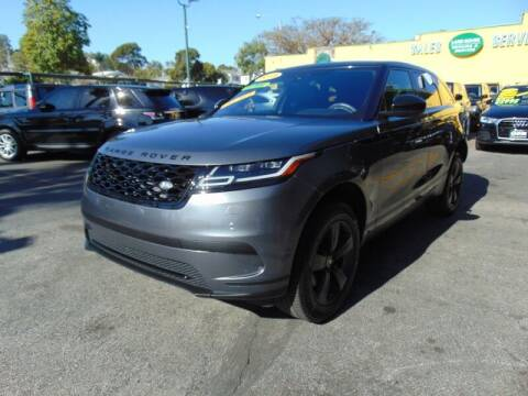 2018 Land Rover Range Rover Velar for sale at Santa Monica Suvs in Santa Monica CA