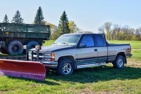 1998 Chevrolet C/K 1500 Series for sale at Hooked On Classics in Watertown MN