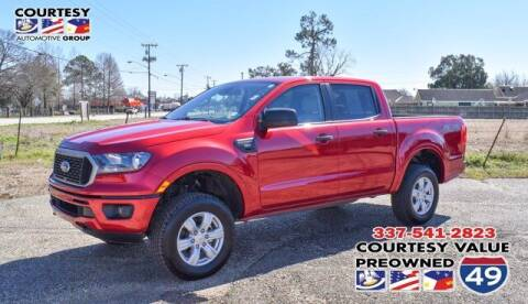 2020 Ford Ranger for sale at Courtesy Value Pre-Owned I-49 in Lafayette LA