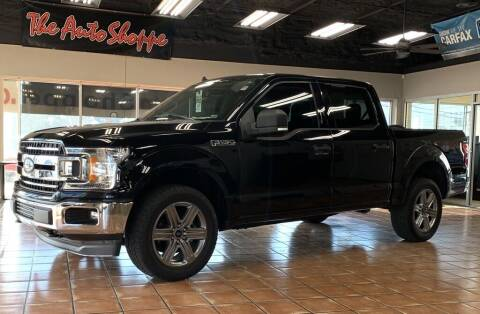 2019 Ford F-150 for sale at The Auto Shoppe in Springfield MO