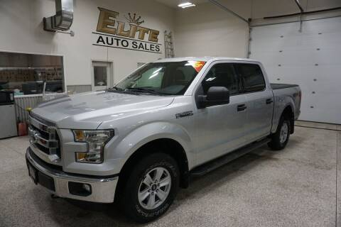 2016 Ford F-150 for sale at Elite Auto Sales in Ammon ID