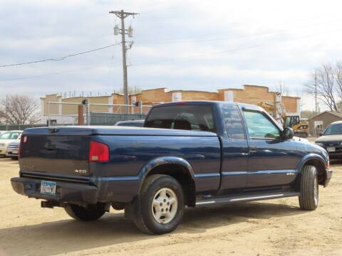 2003 Chevrolet S-10 for sale at Big Man Motors in Farmington MN