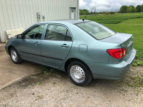 2007 Toyota Corolla for sale at Nice Cars in Pleasant Hill MO