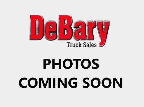 2017 Isuzu NPR-HD for sale at DEBARY TRUCK SALES in Sanford FL