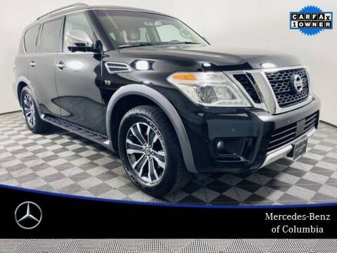 2017 Nissan Armada for sale at Preowned of Columbia in Columbia MO