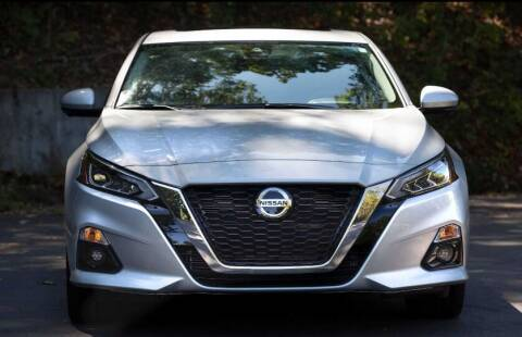 2021 Nissan Altima for sale at Diamante Leasing in Brooklyn NY