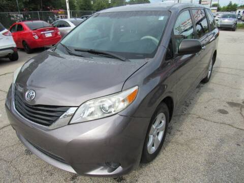 2011 Toyota Sienna for sale at King of Auto in Stone Mountain GA