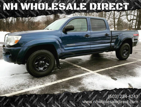 2008 Toyota Tacoma for sale at NH WHOLESALE DIRECT in Derry NH