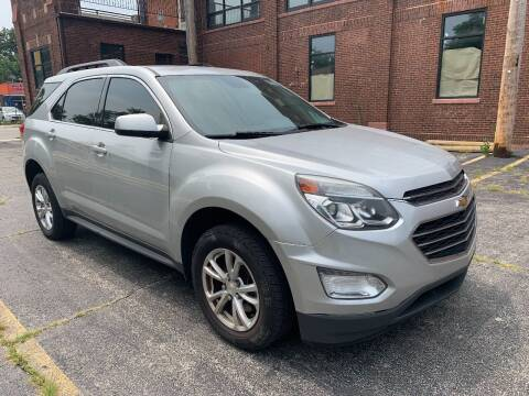 2017 Chevrolet Equinox for sale at 540 AUTO SALES in Chicago IL