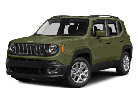 2015 Jeep Renegade for sale at 495 Chrysler Jeep Dodge Ram in Lowell MA