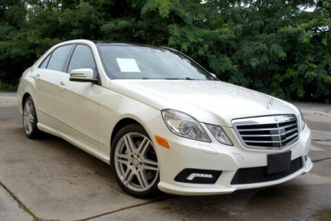 2010 Mercedes-Benz E-Class for sale at CU Carfinders in Norcross GA