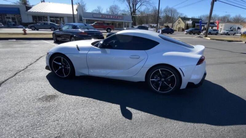 2020 Toyota GR Supra for sale at White River Auto Sales in New Rochelle NY