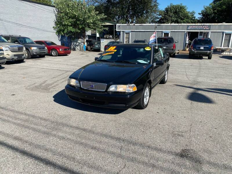 2000 Volvo S70 for sale at Discount Motors Inc in Madison TN