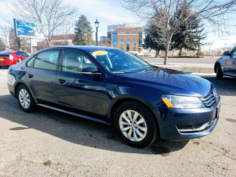 2015 Volkswagen Passat for sale at J & M PRECISION AUTOMOTIVE, INC in Fort Collins CO