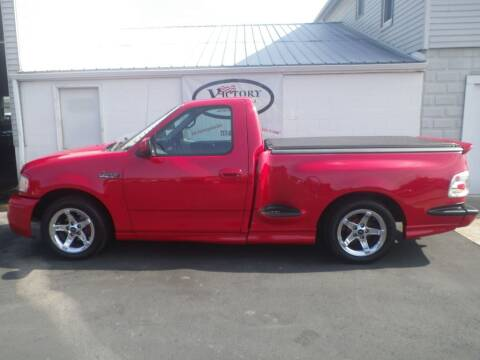 1999 Ford F-150 SVT Lightning for sale at VICTORY AUTO in Lewistown PA