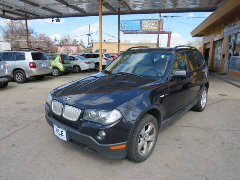 2008 BMW X3 for sale at Nile Auto Sales in Denver CO