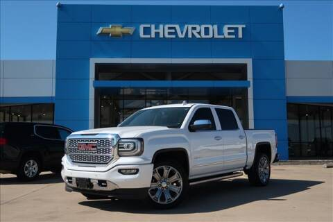 2018 GMC Sierra 1500 for sale at Lipscomb Auto Center in Bowie TX