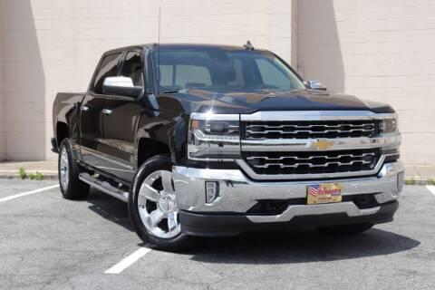 2016 Chevrolet Silverado 1500 for sale at El Compadre Trucks in Doraville GA