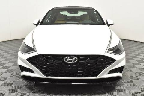 2021 Hyundai Sonata for sale at Southern Auto Solutions - Georgia Car Finder - Southern Auto Solutions-Jim Ellis Hyundai in Marietta GA