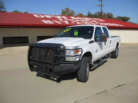 2012 Ford F-250 Super Duty for sale at DFW Auto Leader in Lake Worth TX