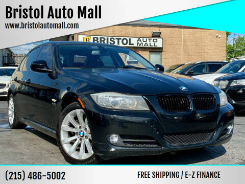 2011 BMW 3 Series for sale at Bristol Auto Mall in Levittown PA