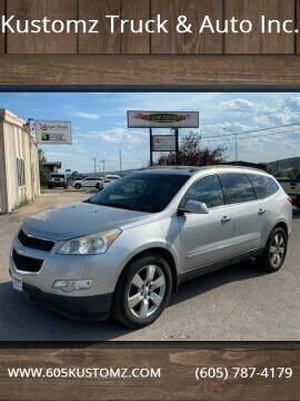2009 Chevrolet Traverse for sale at Kustomz Truck & Auto Inc. in Rapid City SD