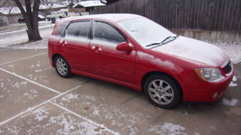 2005 Kia Spectra for sale at 6 D's Auto Sales MANNFORD in Mannford OK