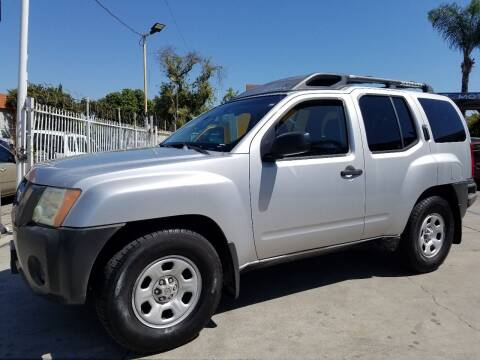 2006 Nissan Xterra for sale at Olympic Motors in Los Angeles CA