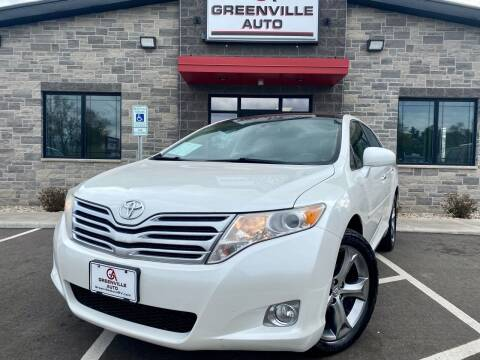 2009 Toyota Venza for sale at GREENVILLE AUTO in Greenville WI