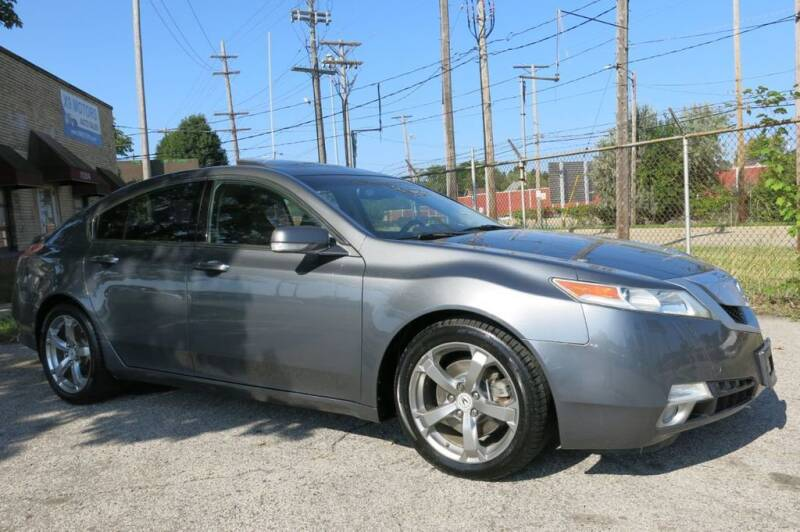 2010 Acura TL for sale at VA MOTORCARS in Cleveland OH