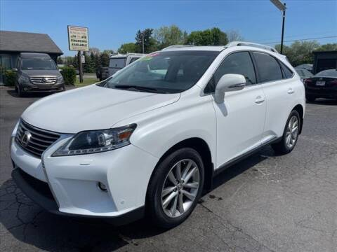 2015 Lexus RX 350 for sale at HUFF AUTO GROUP in Jackson MI