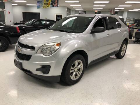 2011 Chevrolet Equinox for sale at Grace Quality Cars in Phillipston MA