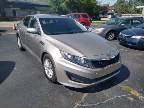 2011 Kia Optima for sale at I Car Motors in Joliet IL