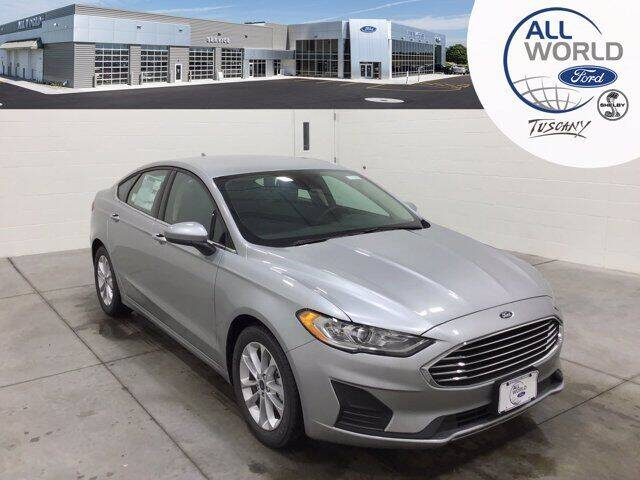 2020 Ford Fusion for sale in Hortonville, WI